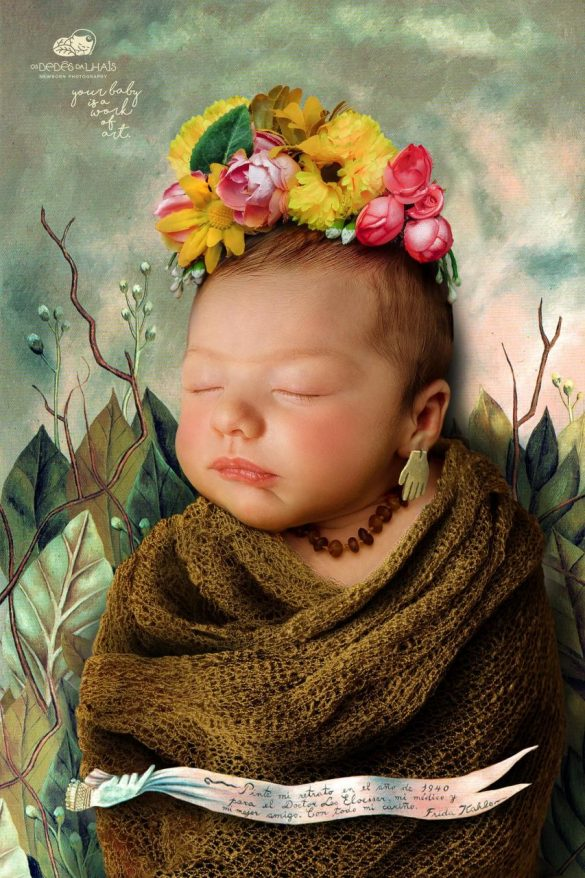 Os Bebês da Lhais: Your baby is a work of art