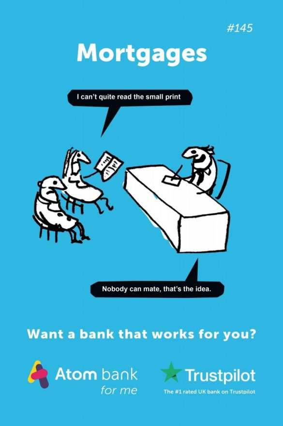 Atom Bank: Want a Bank That Works for You?