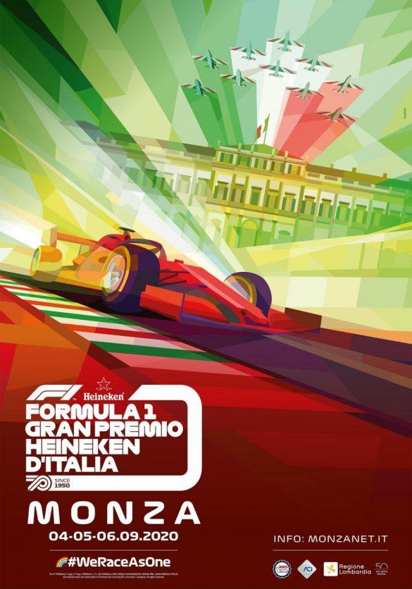 Autodromo Nazionale Monza: Formula 1 Italian Grand Prix