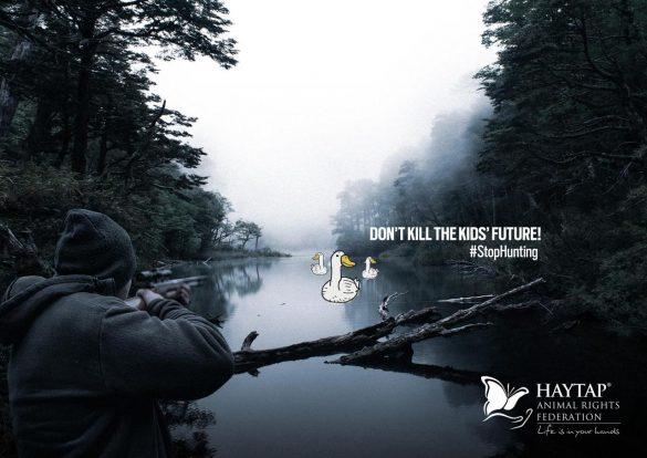 Haytap: Stop Hunting