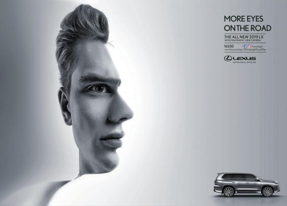 Lexus: More Eyes on the Road