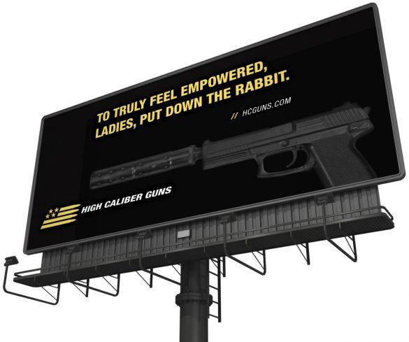 High Caliber Guns: Take Your Best Shot