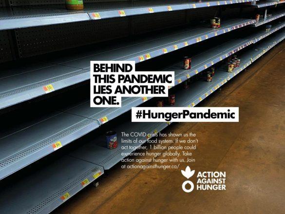 Action Against Hunger: #HungerPandemic