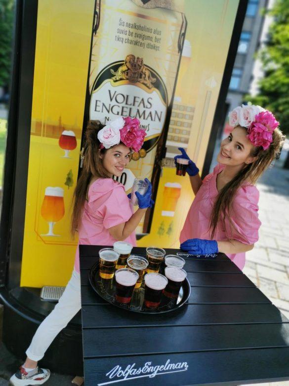 Volfas Engelman: International Brewers' Day