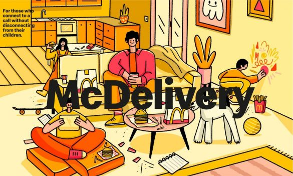 McDonald's: Home Office Week