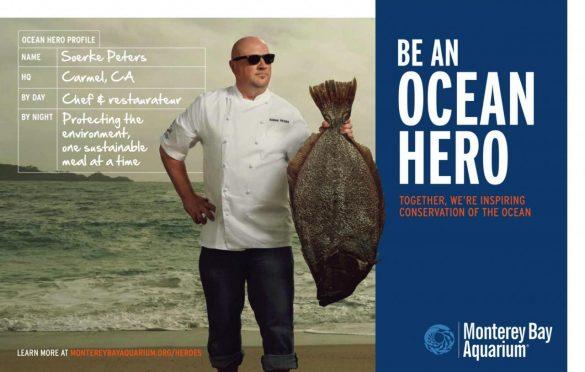 Monterey Bay Aquarium: Be an Ocean Hero