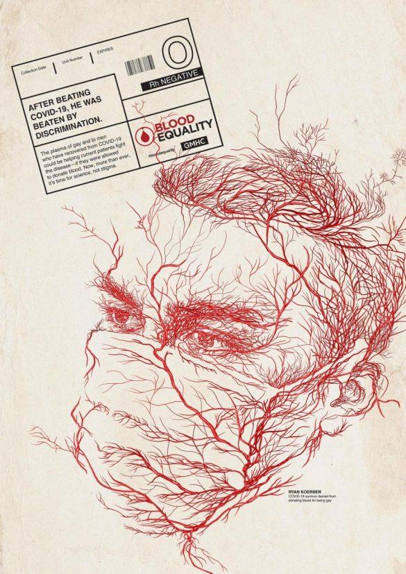 Blood Equality / Gay Men's Health Crisis: Blood Vessels - Lukus, Ryan