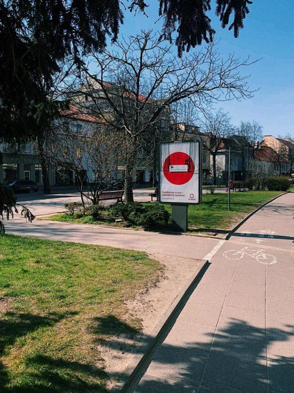 Vilnius City Municipality: Let's Stop The Virus
