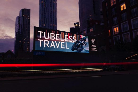 Triumph: Tubeless Travel