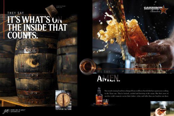 Garrison Brothers Distillery: Ugly Barrels
