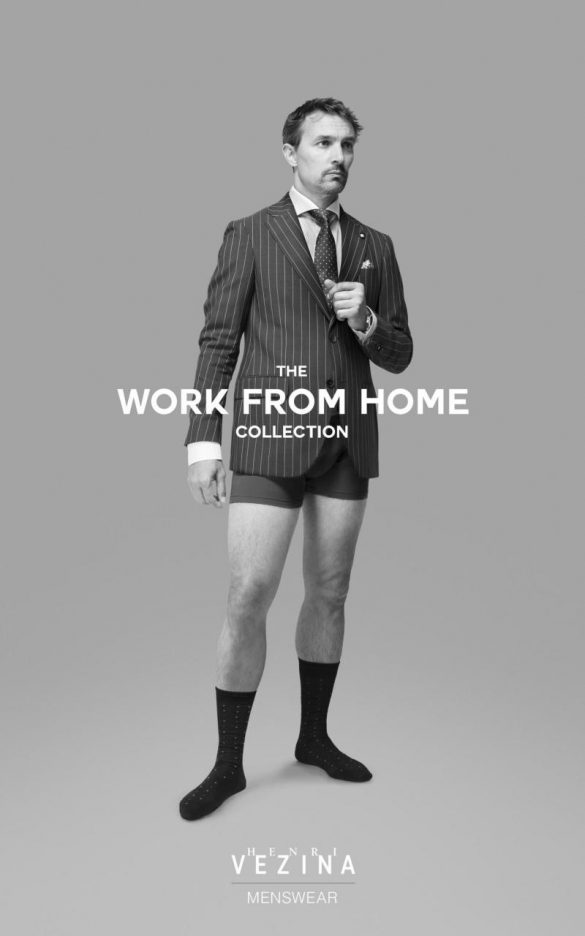 Henri Vézina: The Work From Home Collection