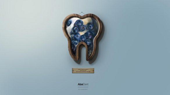 AloeDent: Teeth Art