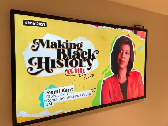 Outfront Media: Making Black History