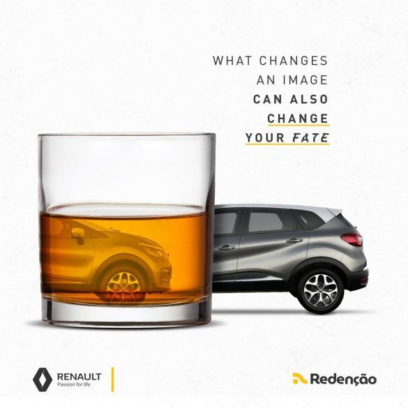 Renault: Don't Drink and Drive