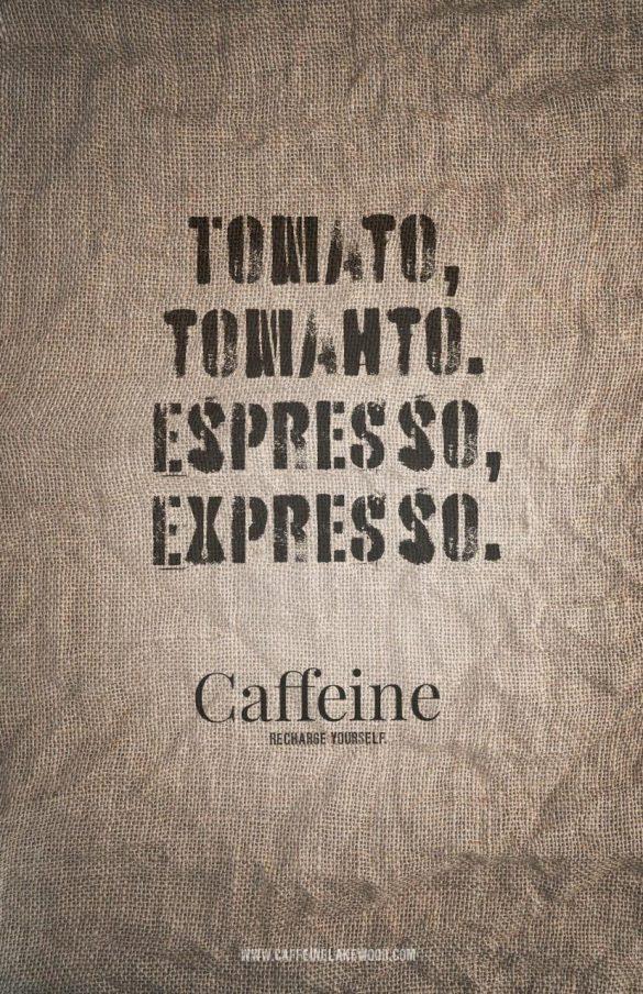 Caffeine Coffee Shop: Recharge Yourself