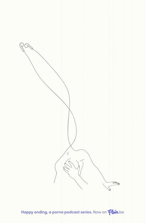 Flair Magazine: Headphone Eroticism