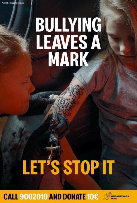 Kiusamisvaba Kool: Bullying leaves a mark