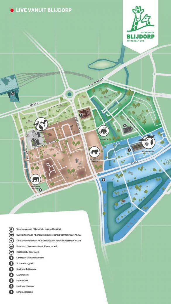 Rotterdam Zoo: The Digital Zoo