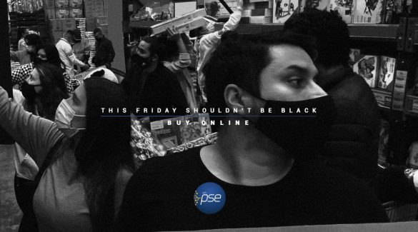 PSE: This Friday shouldn't be black