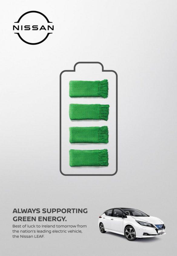 Nissan: Green Energy