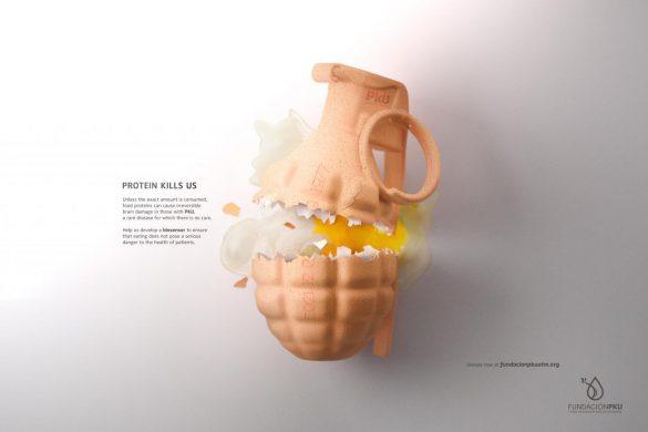 Fundación PKU: PKU: Protein Kills Us