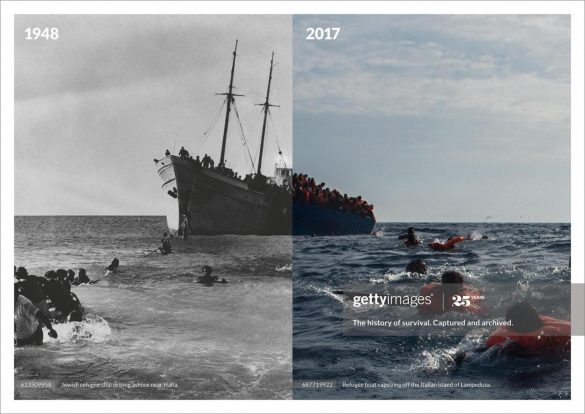 Getty Images: History Repeats