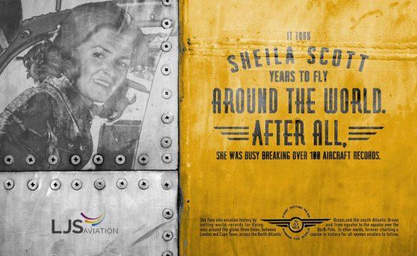 LJS Aviation: Woman Aviators Who Flew into History