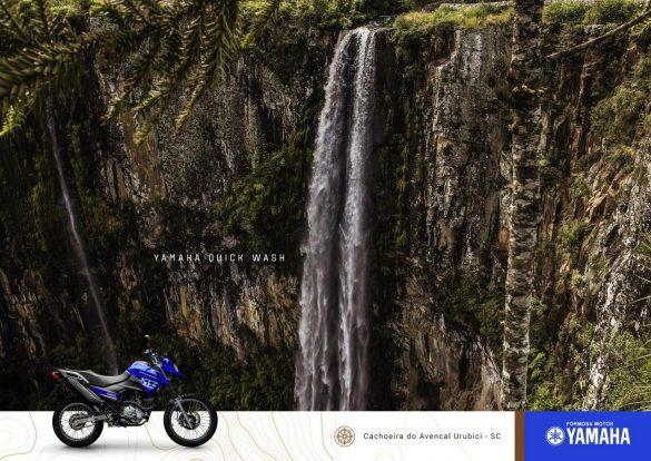 Yamaha Formosa Motos: Waterfalls