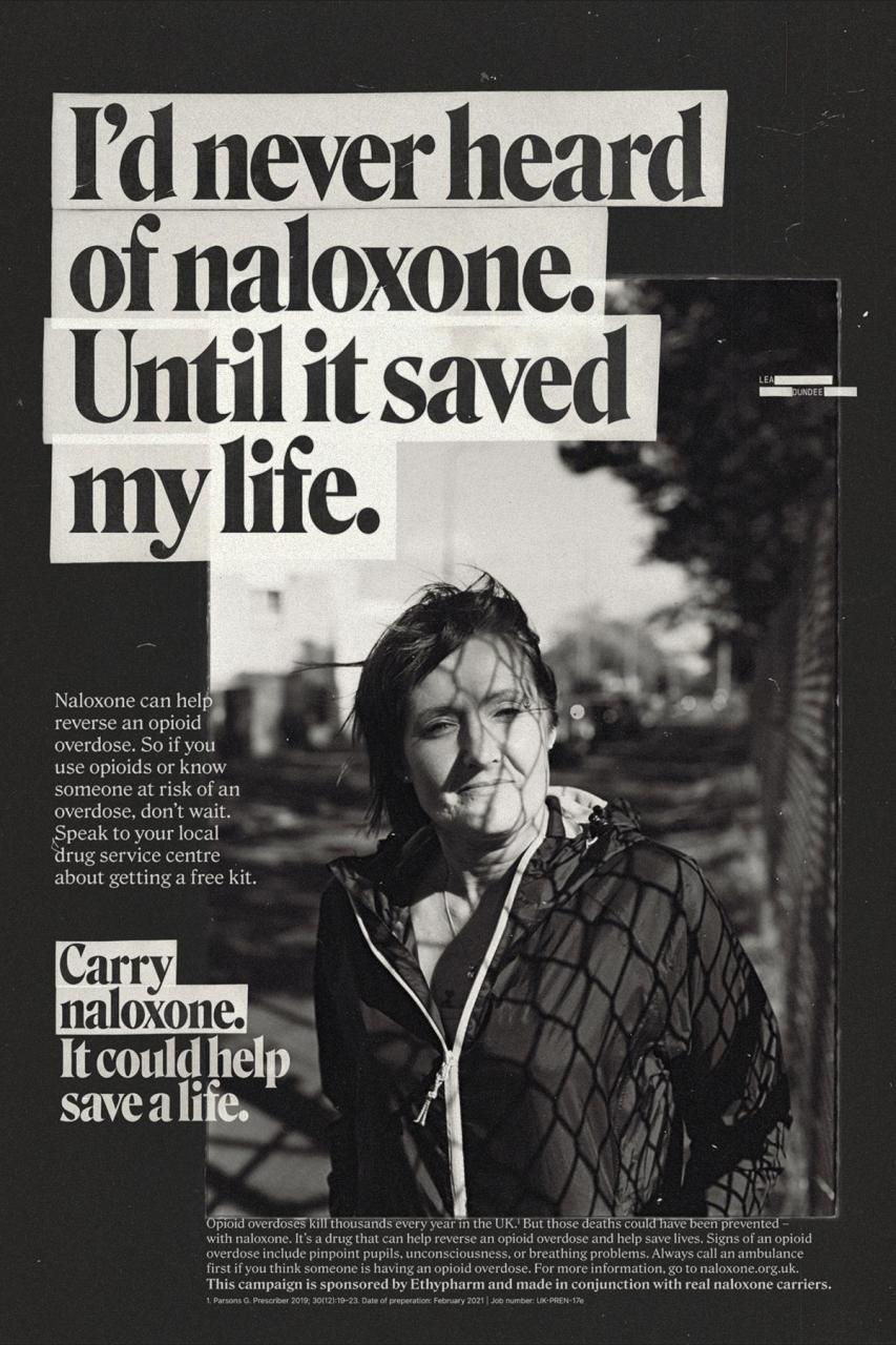 Naloxone: The Hidden Lifesavers