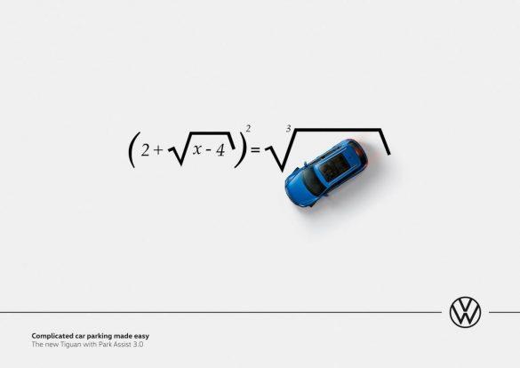 Volkswagen: Complex Parking